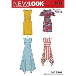 Wykrój New Look N6495A