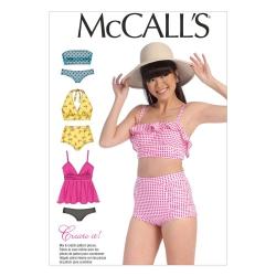 Wykrój McCall's M7168