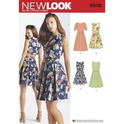 Wykrój New Look N6508A