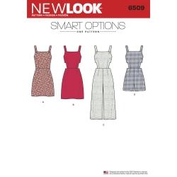 Wykrój New Look N6509A