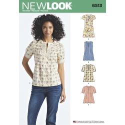 Wykrój New Look N6513A