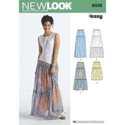 Wykrój New Look N6516A