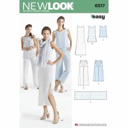 Wykrój New Look N6517A