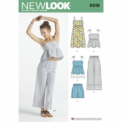 Wykrój New Look N6518A