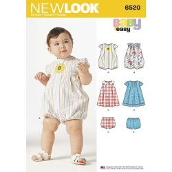 Wykrój New Look N6520A
