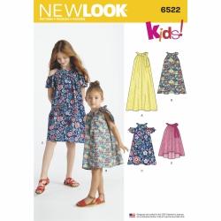 Wykrój New Look N6522A