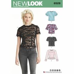 Wykrój New Look N6528A