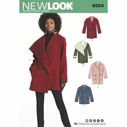 Wykrój New Look N6534A
