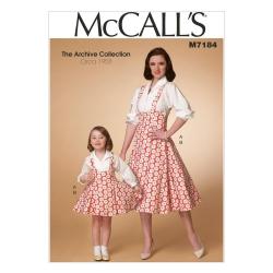 Wykrój McCall's M7184