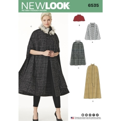 Wykrój New Look N6535A