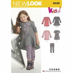 Wykrój New Look N6538A