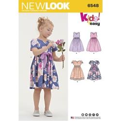 Wykrój New Look N6548A