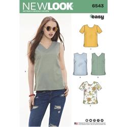 Wykrój New Look N6543A