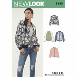 Wykrój New Look N6545A