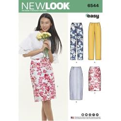 Wykrój New Look N6544A
