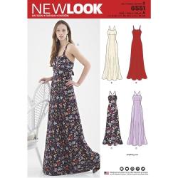 Wykrój New Look N6551A