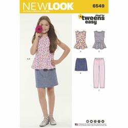 Wykrój New Look N6549A