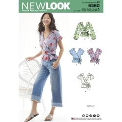 Wykrój New Look N6560A