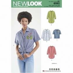 Wykrój New Look N6561A