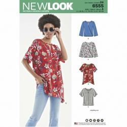 Wykrój New Look N6555A