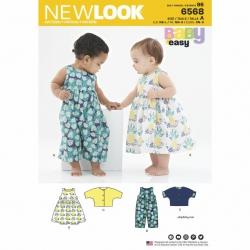 Wykrój New Look N6568A
