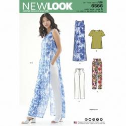 Wykrój New Look N6566A