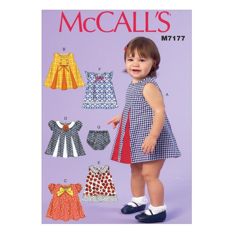 Wykrój McCall's M7177