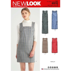 Wykrój New Look N6572A