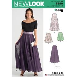 Wykrój New Look N6580A