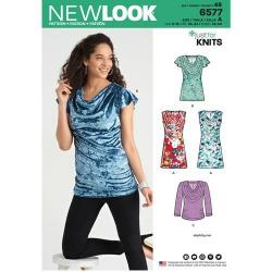 Wykrój New Look N6577A