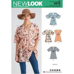 Wykrój New Look N6575A