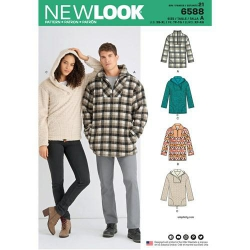 Wykrój New Look N6588A