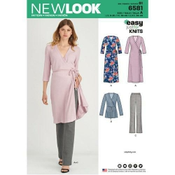 Wykrój New Look N6581A