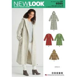 Wykrój New Look N6585A