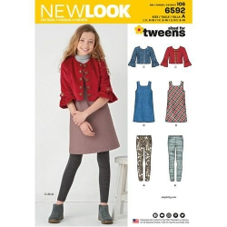 Wykrój New Look N6592A