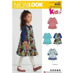Wykrój New Look N6591A