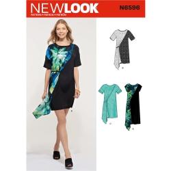 Wykrój New Look N6596A