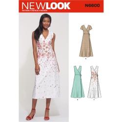 Wykrój New Look N6600A