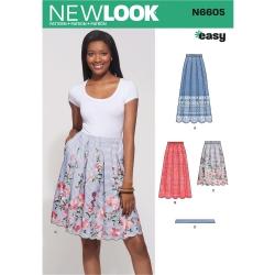 Wykrój New Look N6605A