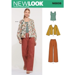 Wykrój New Look N6608A