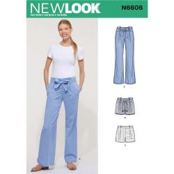 Wykrój New Look N6606A