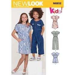 Wykrój New Look N6612A