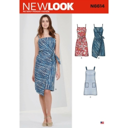 Wykrój New Look N6614A