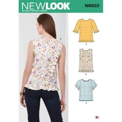 Wykrój New Look N6622A