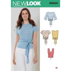 Wykrój New Look N6620A