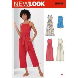 Wykrój New Look N6616A