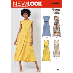 Wykrój New Look N6618A