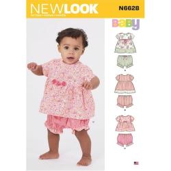 Wykrój New Look N6628