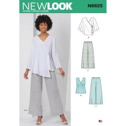 Wykrój New Look N6625A
