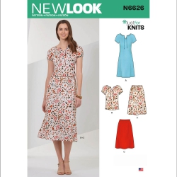 Wykrój New Look N6626